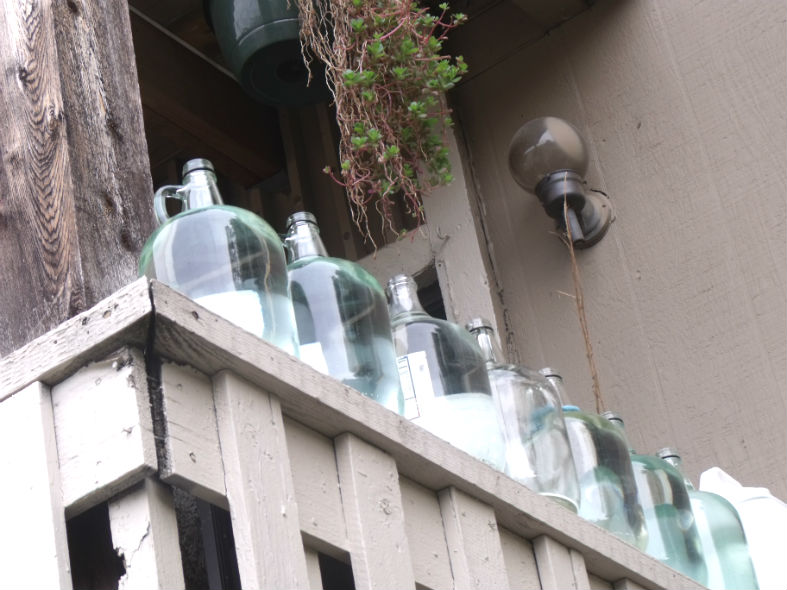 glassbottlebarrier