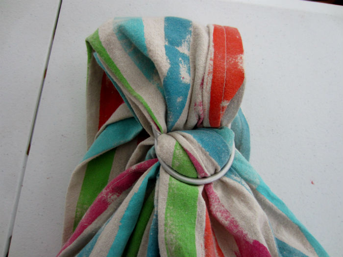handmade ring sling rings