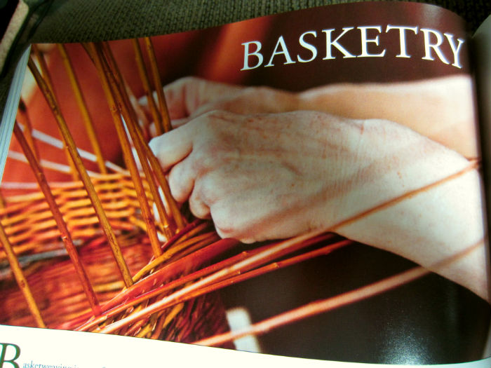 basketry country living book