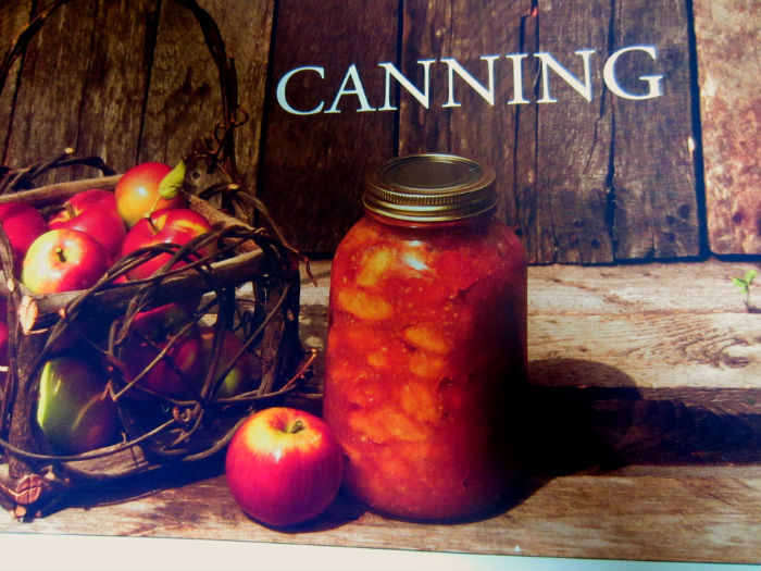 canning country living book