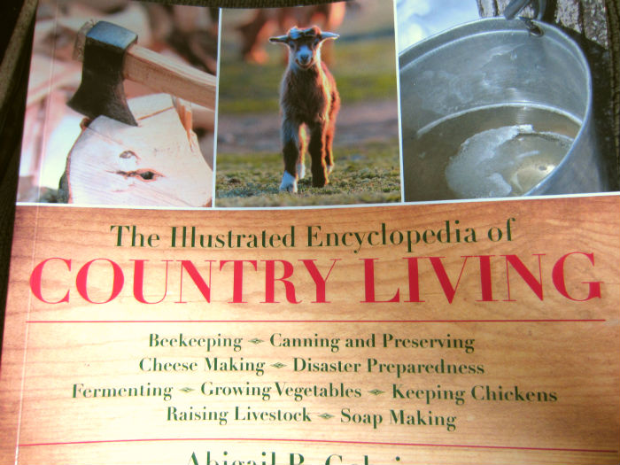 country living book