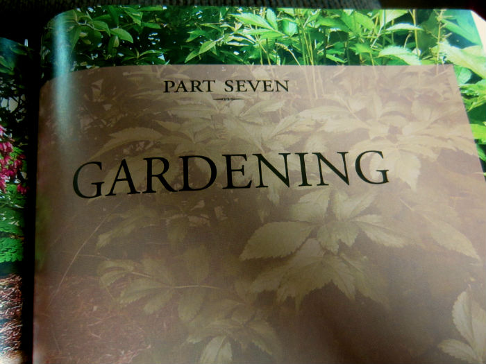 gardening country living book